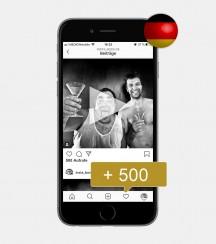 500 Instagram Video Views kaufen