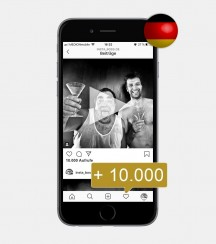 10.000 Instagram Video Views - Deutsch kaufen