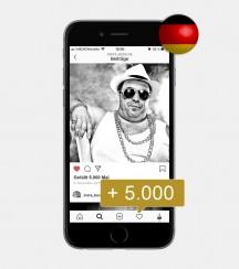 5.000 Instagram Likes - Deutsch kaufen