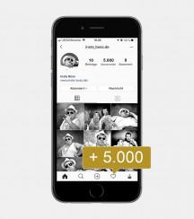 5000 Instagram Reel Views - International kaufen